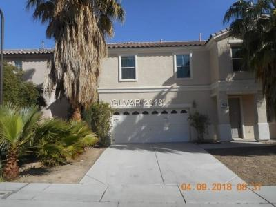 Henderson, Las Vegas Single Family Home For Sale: 168 Fox Lake Avenue