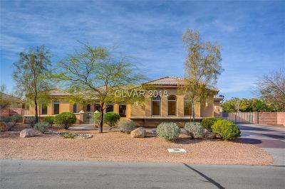 North Las Vegas Single Family Home Contingent Offer: 3814 Internet Avenue