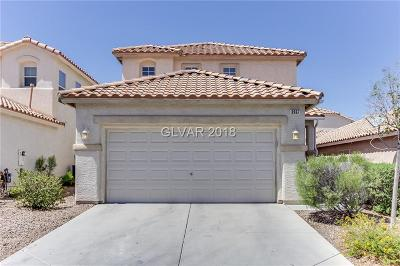 Las Vegas NV Single Family Home For Sale: $273,000