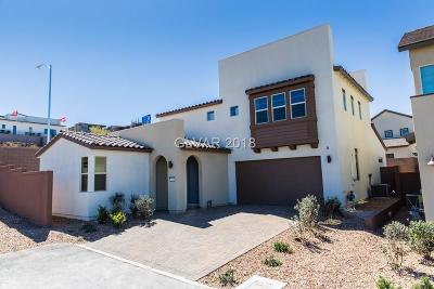 Henderson Single Family Home For Sale: 805 Carberry Court