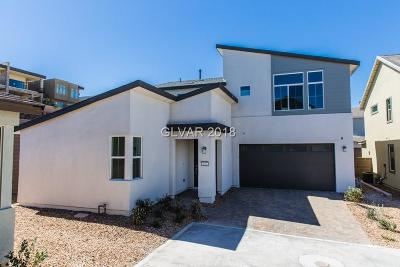 Henderson Single Family Home For Sale: 809 Langham Court
