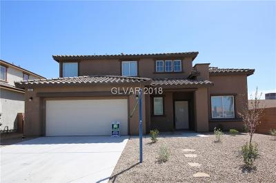 North Las Vegas Single Family Home For Sale: 4824 Harold Street
