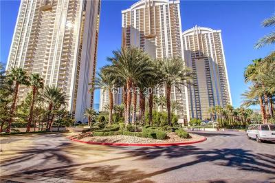 Las Vegas High Rise For Sale: 145 East Harmon Avenue #405