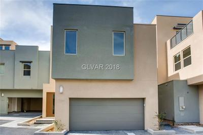 Las Vegas Condo/Townhouse Under Contract - No Show: 11379 Gravitation Drive