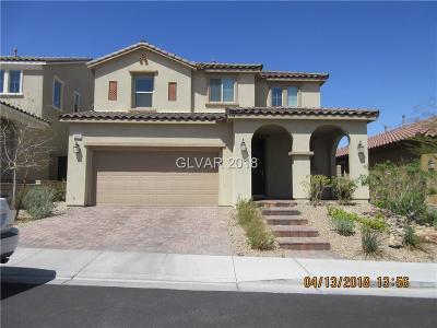 Single Family Home For Sale: 12226 Terrace Verde Avenue