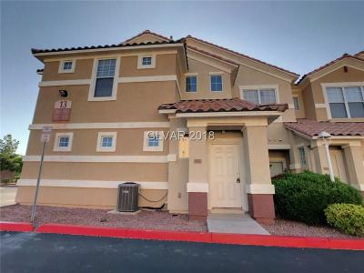 North Las Vegas Condo/Townhouse Contingent Offer: 5855 Valley Drive #2063