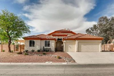 Las Vegas Single Family Home For Sale: 352 Rush Avenue