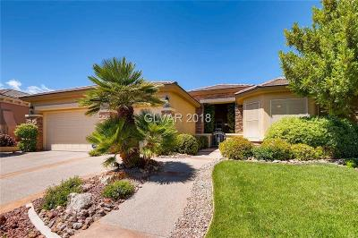 Las Vegas Single Family Home For Sale: 10304 Sweet Fennel Drive