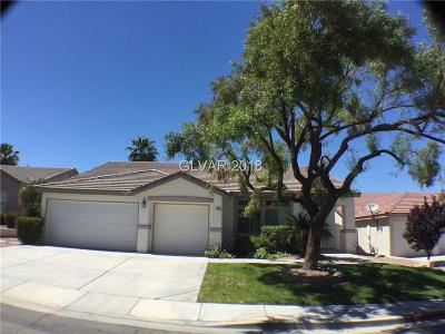 Henderson Single Family Home Contingent Offer: 1788 Puerto Way