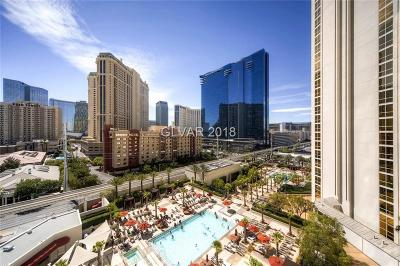 Las Vegas High Rise For Sale: 135 East Harmon Avenue #301