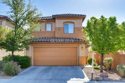 Las Vegas Single Family Home For Sale: 932 Purdy Lodge Street