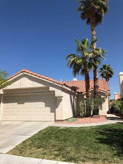 Single Family Home For Sale: 7616 Haskell Flats Drive