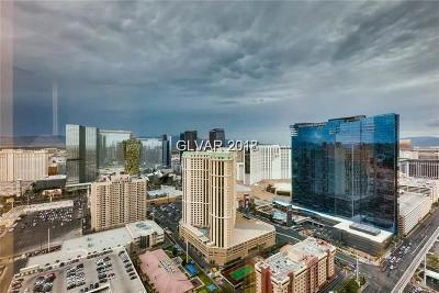 Las Vegas High Rise For Sale: 145 Harmon Avenue #620