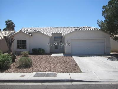 Single Family Home For Sale: 4373 Valley Regal Way