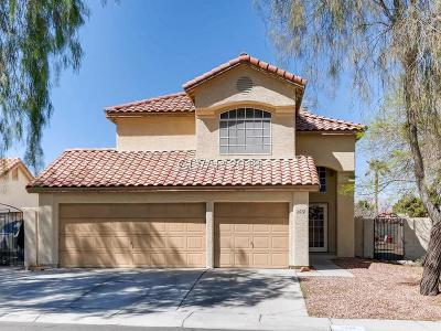 North Las Vegas Single Family Home For Sale: 2012 Cool Water Circle