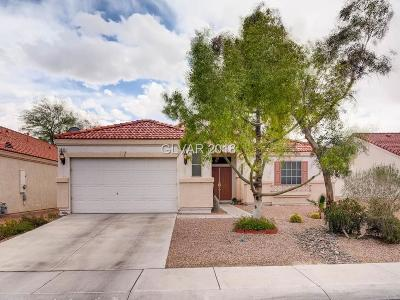 North Las Vegas NV Single Family Home Contingent Offer: $277,000