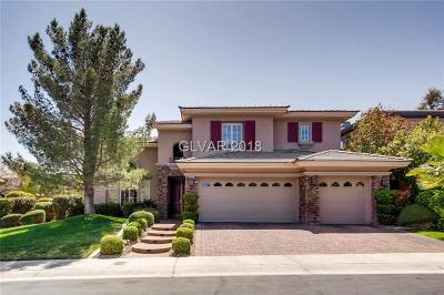 Single Family Home Contingent Offer: 10205 Hawk Bay Place