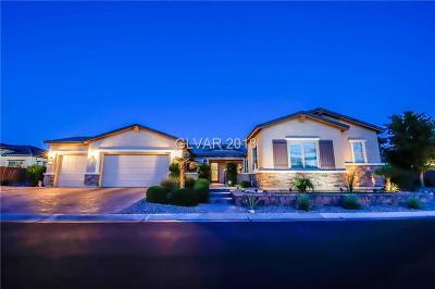 Las Vegas  Single Family Home For Sale: 4742 Heartstone Circle