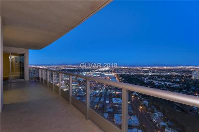 Las Vegas High Rise For Sale: 322 Karen Avenue #4405