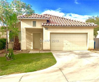 Las Vegas NV Single Family Home For Sale: $242,250