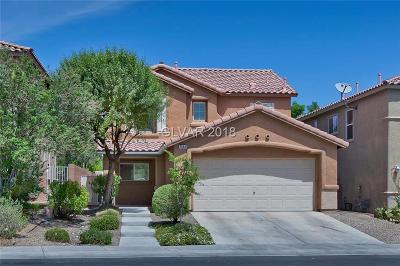 North Las Vegas NV Single Family Home For Sale: $274,500