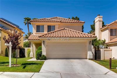 Single Family Home For Sale: 9400 Valencia Canyon Drive