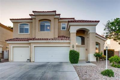 Henderson Single Family Home For Sale: 2564 Mizzoni Circle