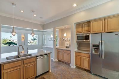 Red Rock, Red Rock Cntry Club At Summerl Single Family Home For Sale: 2932 Soft Horizon Way