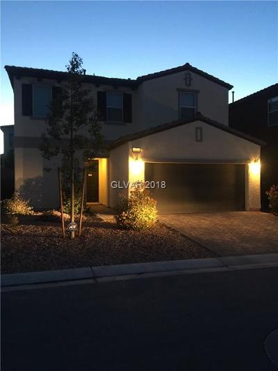 Las Vegas Single Family Home Under Contract - Show: 931 Dark Bird Street