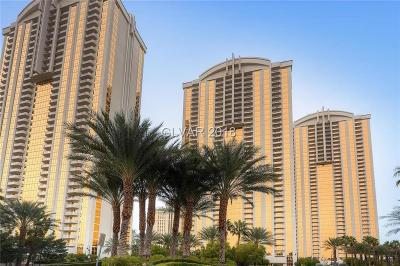 Las Vegas High Rise For Sale: 145 East Harmon Avenue #902