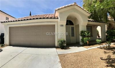 Single Family Home For Sale: 2309 Flower Spring Street