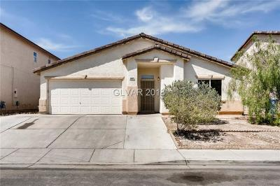 Las Vegas NV Single Family Home For Sale: $200,000
