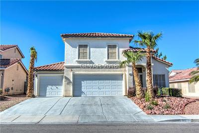 North Las Vegas NV Single Family Home For Sale: $274,999