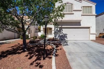 North Las Vegas Single Family Home For Sale: 6735 Maple Mesa Street