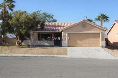North Las Vegas Single Family Home For Sale: 36 Bright Dawn Avenue