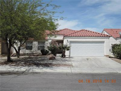 North Las Vegas Single Family Home For Sale: 724 Heartland Point Avenue