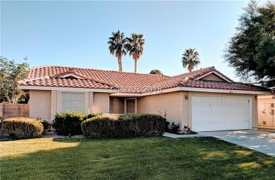 Single Family Home Contingent Offer: 2811 Barrel Cactus Drive