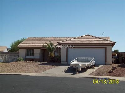 Henderson Single Family Home For Sale: 501 Junebug Place