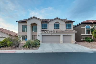 Las Vegas NV Single Family Home For Sale: $440,000
