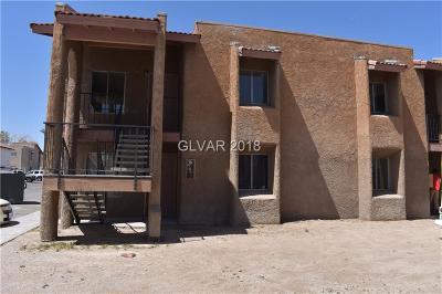 Las Vegas Multi Family Home For Sale: 4635 Elk Springs Avenue