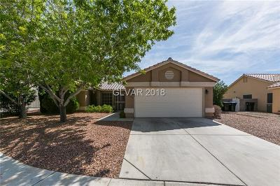 North Las Vegas Single Family Home For Sale: 5038 Swift River Court