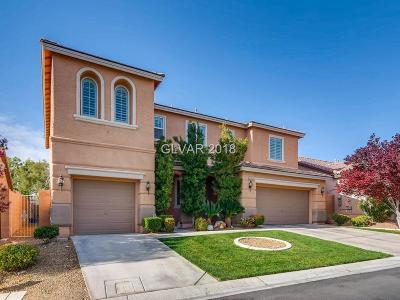 Las Vegas NV Single Family Home For Sale: $419,750