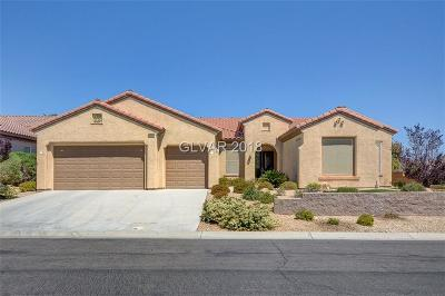 Henderson NV Single Family Home For Sale: $530,000