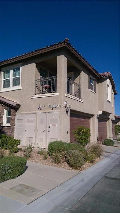 Las Vegas NV Condo/Townhouse For Sale: $185,000
