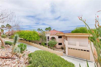Boulder City Single Family Home Under Contract - No Show: 1027 Keys Drive