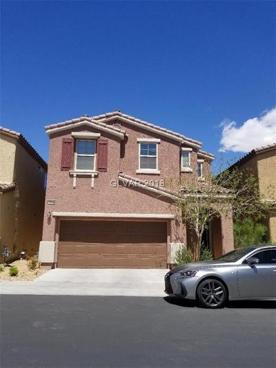 Las Vegas Single Family Home For Sale: 7754 Flowering Quince Drive