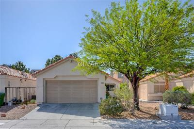 Single Family Home For Sale: 1853 Betsy Ross Drive