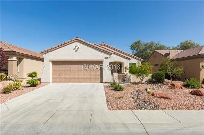 Henderson Single Family Home For Sale: 2348 Fossil Canyon Drive