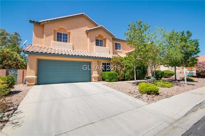 Las Vegas Single Family Home For Sale: 1211 Blazing Sand Street