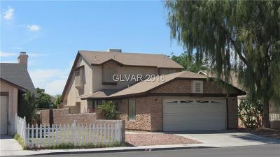 Clark County Single Family Home For Sale: 725 Reagan Drive